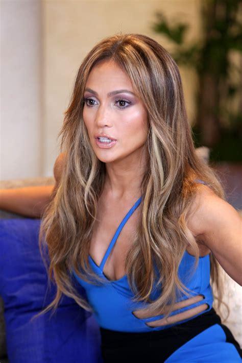 jlo hair color 2015 jennifer lopez nuestra belleza latina 2015 taping in