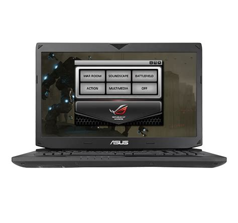 Notebook Asus Rog G750jz T4180h rog g750jz rog republic of gamers asus usa