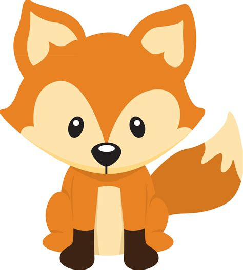 free animal clipart free fox clipart pictures clipartix peanuts