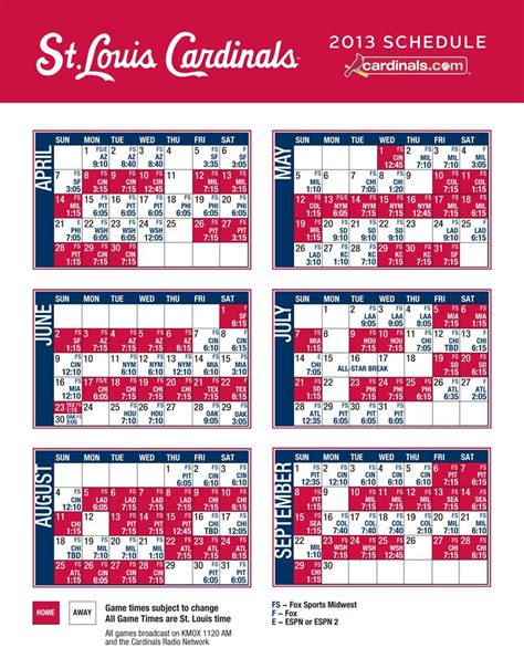 Cardinal Calendars 301 Moved Permanently