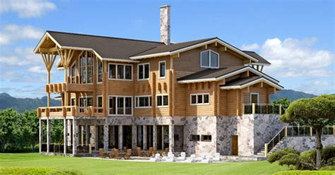Types Of House Styles kontio log houses log homes for natural and healthy living