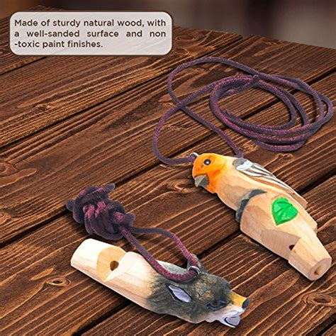 Safari Themed Giveaways - save 40 handcrafted wooden whistles excellent giveaways for safari themed parties