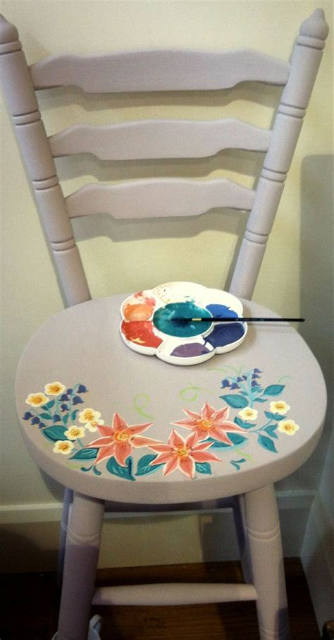 chalk paint dublin a beautiful high stool i am currently painting here at rua