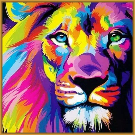 imagenes de leones a color imagenes de leones a color divertidos imagenes de leones