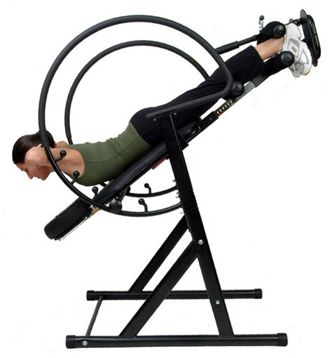 inversion table exercises for health