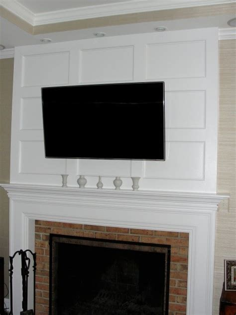 Fireplace Millwork by Fireplace Millwork Family Room Dc Metro