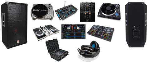 best dj equipment the best dj equipment and gear for beginners the wire realm