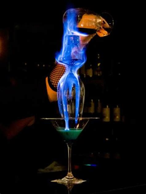 Lamborghini Cocktail Remington Flaming Lamborghini Cocktail Picture Of