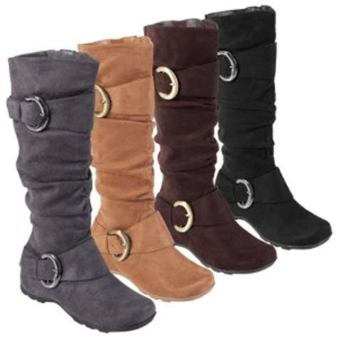cheap mid calf boots for 20 dollars