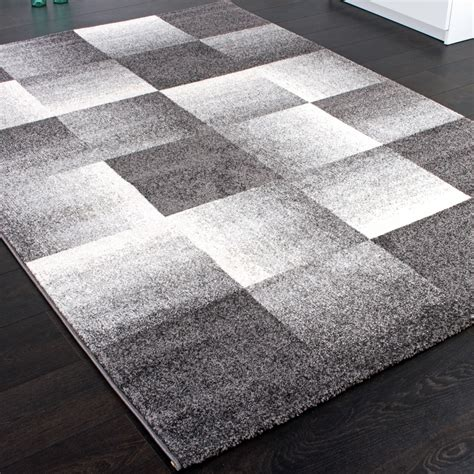 alfombra de dise 241 o a cuadros alfombra moderna alfombra
