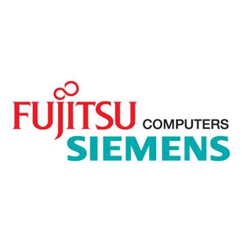 fujitsu logo fujitsu siemens computers logo vector