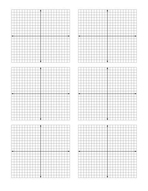graph paper template 30 free printable graph paper templates word pdf