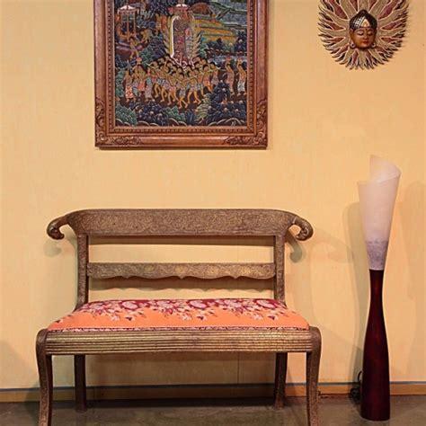 divano indiano arredamenti bianco mobili etnici e mobili classici