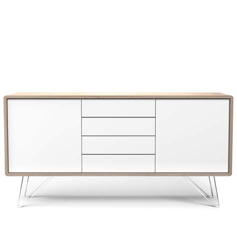 Made In Design by Buffet Design Chene Victor Collection Scandinave