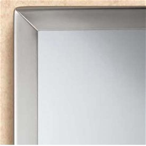 bobrick b 165 2436 channel frame mirror 24 quot x 36 quot bathroom supplies bathroom mirrors bobrick 174 channel