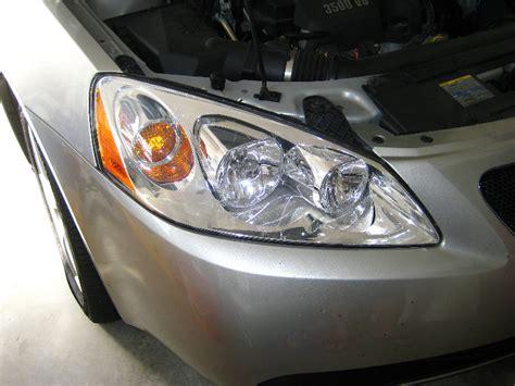 gm pontiac g6 gt headlight bulbs replacement guide 002