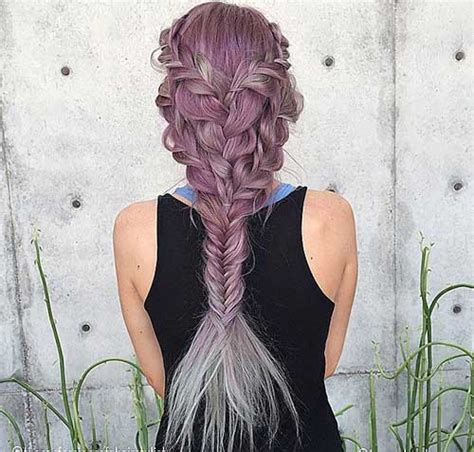 15 fishtail braids you should 15 fishtail braids hairstyles hairstyles haircuts 2016