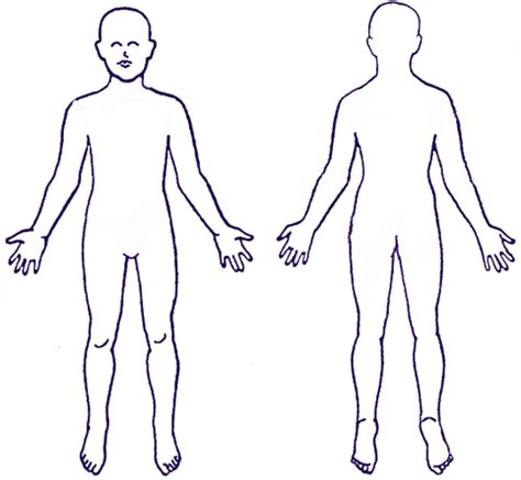 body diagram unmasa dalha