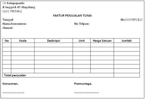 Surat Pemintaan Lenawaran Tentang Biaya Jasa Pengiriman Barang by Sistem Informasi Akuntansi Penjualan Secara Tunai