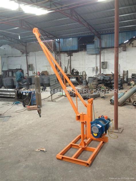 Balcony Designs Pictures mini crane dj 3 wujun china construction machine