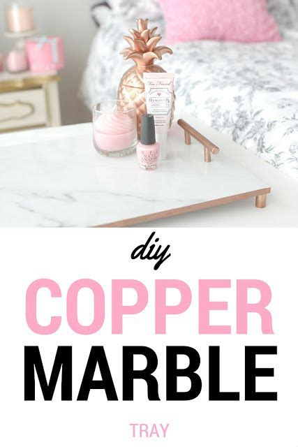 diy copper room decor best solutions of copper decor copper marble tray diy tutorial decor gifts from the