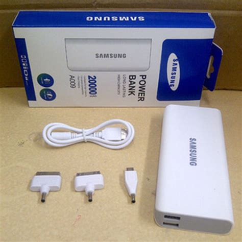 Power Bank Merk Samsung power bank samsung 20 000 mah murah larismu