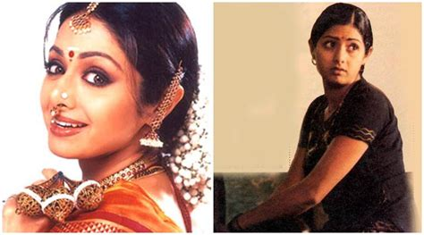sridevi old photos sridevi birthday special why her non bollywood work