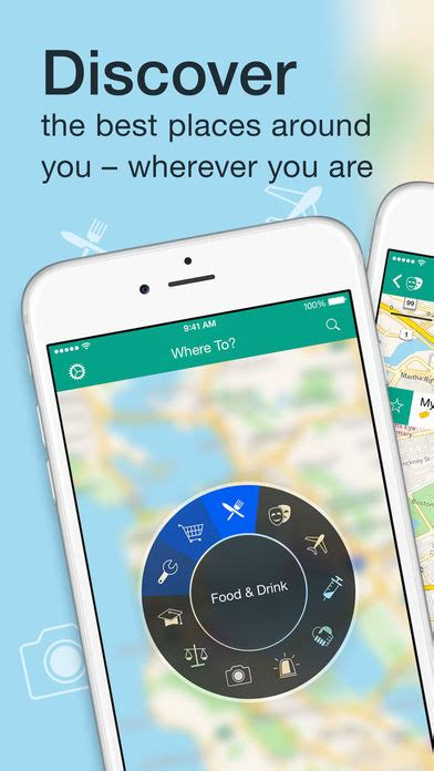 App To Find Around You Where To Find The Best Places Around You App Report
