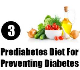 Diabetes diet how to prevent pre diabetes from turning into diabetes