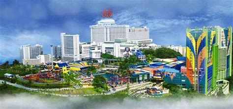 theme park hotel at genting private car from singapore to genting highlands theme park