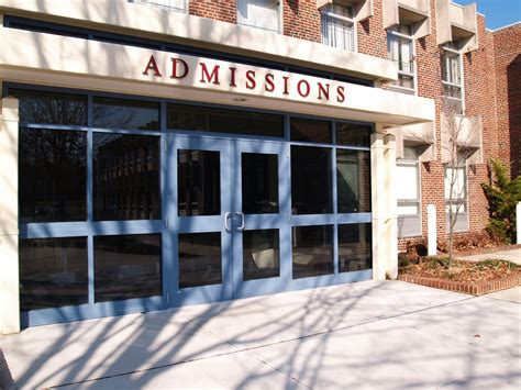 Admissions Office by Should Your Child Apply Early To College
