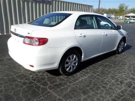 buy used 2011 toyota corolla le in 5559 madison ave indianapolis indiana united states for