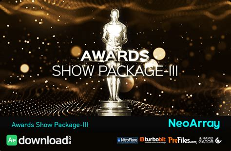 after effects templates free awards oscar archives page 3 of 4 free after effects template