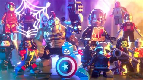 lego marvel super heroes 2 wallpapers images photos lego marvel super heroes 2 trailer introduces kang and a