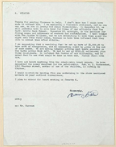 Bates College Letter From Birmingham The Civil Rights Era Naacp A Century In The Fight For Freedom Exhibitions Library Of Congress