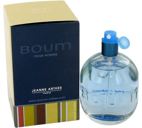 Parfum Jeanne Arthes boum cologne for by jeanne arthes