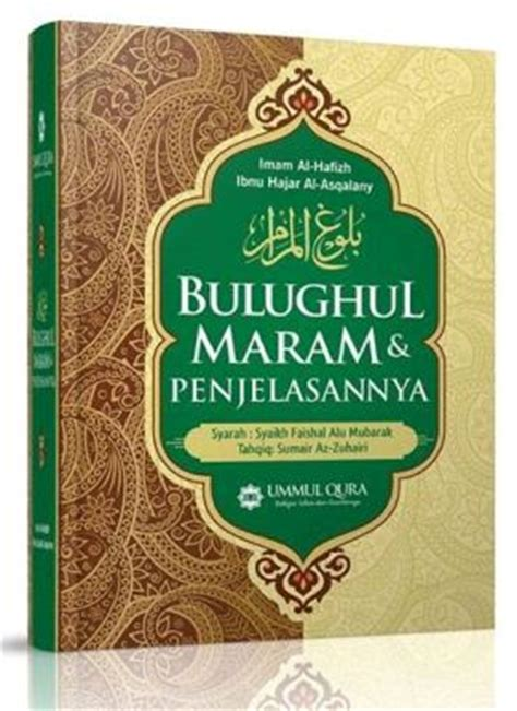 terjemahan bulughul maram dan penjelasannya ibnu hajar