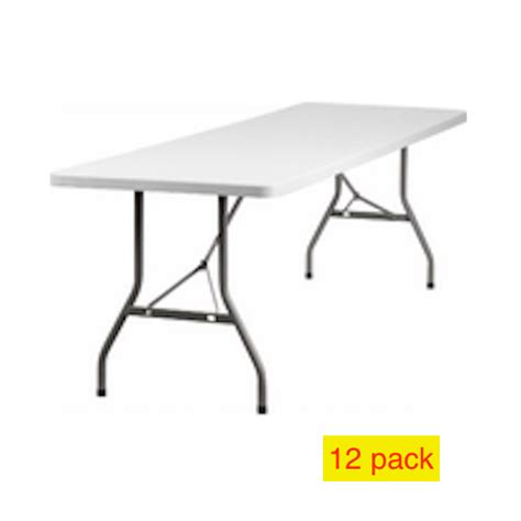 8 Ft Plastic Table by Plastic Banquet Tables Act Bm 3096 Gray 8 Ft Table Top