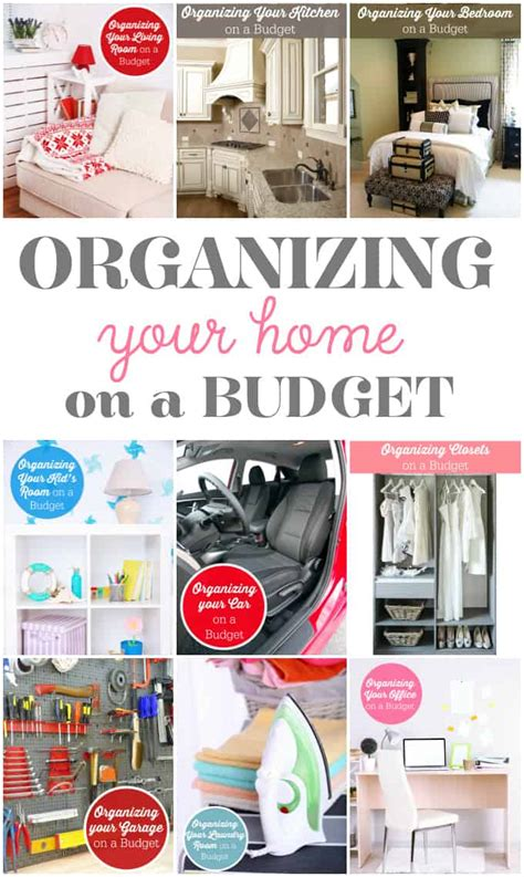 organizing your home where to start organizing your home on a budget series simply stacie
