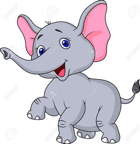 imagenes del otoño en caricatura elefante animado imagui