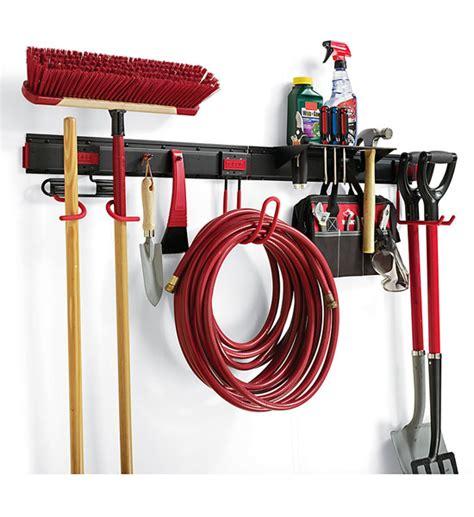 Tool Rack For Garage by 9 Garage Tool Storage System In Garage Storage Racks