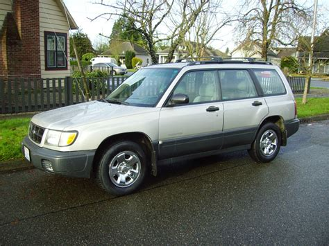 subaru forester 2000 2000 subaru forester for sale awd auto sales