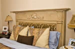 Fireplace Headboard by Bedroom Makeover On Headboards Diy Headboards