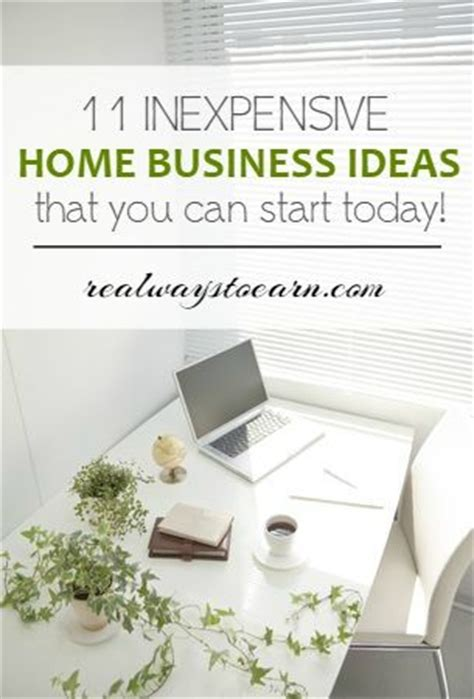 List Of Small Home Business Ideas 11 Inexpensive Home Business Ideas