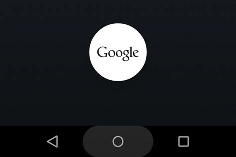 android home button not working how to bring back the now home button shortcut in android 6 0 computerworld