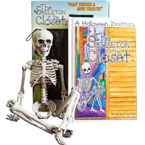 Skeleton In The Closet Idiom by
