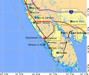 englewood florida map englewood florida fl 34223 34224 profile population