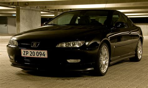 Image Gallery New Peugeot 406