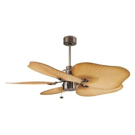 palm leaf ceiling fan palm leaf ceiling fans tropical ceiling fans with a