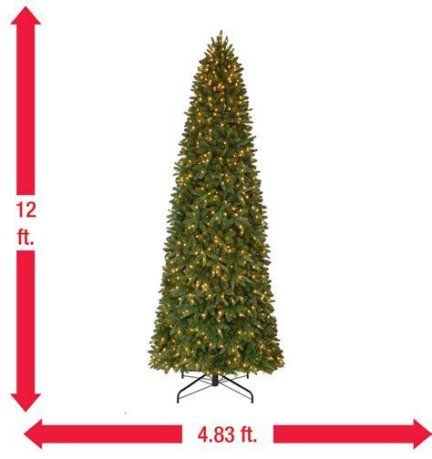 12 ft pre lit tree images of 12 ft tree pre lit best